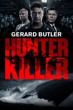 Hunter Killer - It was on at and I thought I would give it a chance. I was pleasantly surprised. Movies 2019, New Movies, Movies Online, Good Movies, Imdb Movies, Iconic Movies, Gerard Butler, Streaming Vf, Streaming Movies