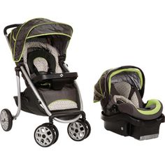 Safety 1st - SleekRide LX Travel System, Stone Valley