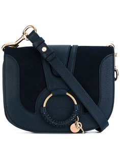 SEE BY CHLOÉ . #seebychloé #bags #shoulder bags #leather #charm #accessories #