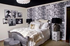 Teen Room - eclectic - kids - chicago - michelle williams interiors