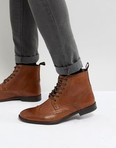 e27dad434da 9 Best Men's Brogue Boots images in 2015 | Man fashion, Man style ...