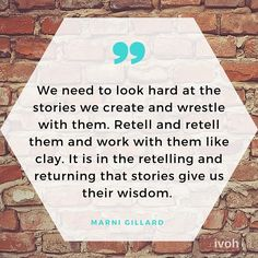 'Stories are a communal currency of humanity' Storytelling Quotes, Retelling, Meaningful Words, We Need, Writing Inspiration, Wisdom, Primary School, Quotes, Tips