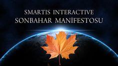 Smartis Interactive ekibi olarak, sonbahar manifestomuzu yayınladık! Sonbahar döneminden beklentilerimiz, önerilerimiz ve çok daha fazlası bu manifestoda... http://kisa.si/SmartisSonbaharManifestosu