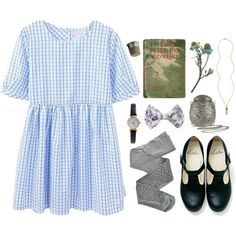 """Wendy Darling"" by lululation on Polyvore"