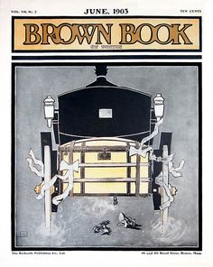 Brown Book of Boston 1903-06
