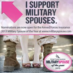Semper Fi Fund President, Founder and CEO, Karen Guenther, has been nominated for Military Spouse of the Year! Installation level voting is open TODAY only (January 22nd) so vote now at http://msoy.militaryspouse.com/voting
