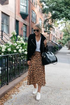 SUEDE MOTO JACKET - Styled Snapshots You are in the right place about Fashion Outfits Women casual Here we offer you the most beau Edgy Work Outfits, Mode Outfits, Fall Outfits, Casual Outfits, Summer Outfits, Fashion Outfits, Fashion Trends, Fashion Ideas, Skirt Outfits For Winter