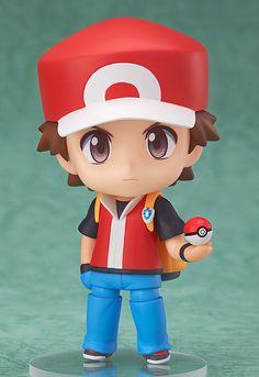 Red Pokemon Nendoroid