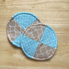 Fancy personalising your room that little bit more? Why not make your own completely unique cup coasters? - H