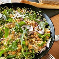 Menus Healthy, Veg Recipes, Paella, Meat, Chicken, Ethnic Recipes, Allergies, Food, Salads