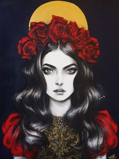 Portrait by Pippa McManus