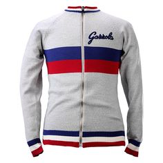 Check out Magliamo s Gazzola Charly Gaul merino wool zipped cycling jacket e4ca8c6c0