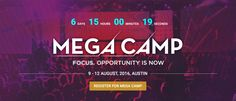 You always hear of The Paxton Group traveling for education and training (and FUN!) but have you ever wondered what we actually attend and where?  Next week, August 10-12, Chris Goodman, Todd Paxton and I are traveling to Austin, Texas for Mega Camp...  #PaxtonGroup #Blog #KellerWilliams #MegaCamp2016