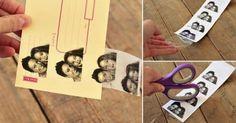 Un muy fácil proyecto para aplicar en cualquier superficie. Lee más sobre: Curiosidades en La bioguía. Paper Crafts, Diy Crafts, Letter Writing, Decoupage, Projects To Try, Design Inspiration, Crafty, How To Make, Handmade