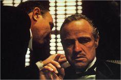Le Parrain : photo Francis Ford Coppola, Marlon Brando