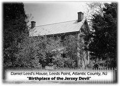 Jersey Devil is sometimes also called the Leeds Devil is a legendary cryptic creatures that inhabits the Pine Barrens in southern New Jersey. Although the tale has existed for more than 250 years, more than 1,000 sightings have been reported since 1909.