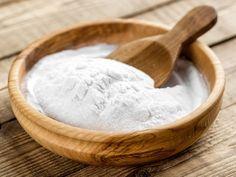 Rimuovere il grasso della pancia con il bicarbonato