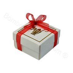 Scatolina Santa Cresima con confetti inclusi