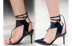 I want these Salvatore Ferragamo patent heels