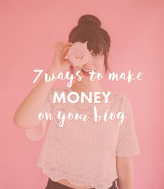 Looking to starting making money with your blog? A Prettier Web breaks down 7 ways to do it http://aprettierweb.com/7-ways-to-make-money-on-your-blog-immediately/?utm_content=buffer1799a&utm_medium=social&utm_source=facebook.com&utm_campaign=buffer