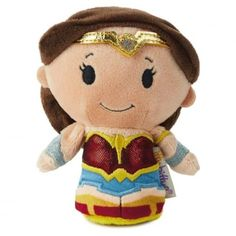 Hallmark Itty Bittys Limited Edition Wonder Woman US Version