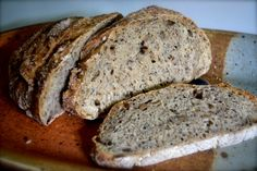 easy whole wheat seed bread