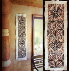 Samoa   Saipo   Tapa Cloth