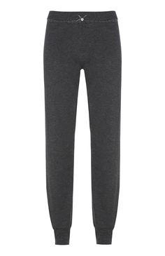 Primark - Pantalon de pyjama en lurex gris
