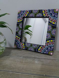 More Something Sunny Hand Painted Picture Frames Awesome Things