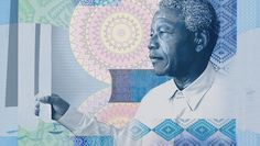Beautiful Nelson Mandela banknotes that the South African Reserve Bank will bring into circulation before the end of the year: http://10and5.com/2012/09/17/nelson-mandela-banknotes-tvc/ #design