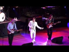 ▶ Cliff Richard & The Shadows 50th Anniversary - The Young Ones - Wembley 23rd Oct 2009 - HD - YouTube