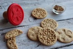 Xmas Cookies, Cake Cookies, Cupcakes, Bakery Recipes, Dessert Recipes, Advent, Hungarian Recipes, Christmas Sweets, Sweet And Salty