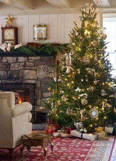 lovely Christmas via The Little Hermitage
