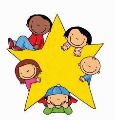 sterren - Google zoeken Classroom Jobs, Classroom Decor, Pre School, Sunday School, School Equipment, School Frame, School Clipart, School Decorations, Drawing For Kids