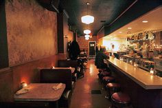 The Ace is ace! An upscale spin on diner food with a funky atmosphere and terrific service.