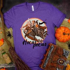 Graphic Tees, Graphic Sweatshirt, Halloween Town, Hocus Pocus, Grey Hoodie, Hoodies, Sweatshirts, Unisex, Mens Tops
