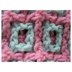 Crocheted Windows  Baby Girl by crudeco on Etsy, $60.00