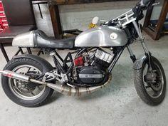 74 RD350 hybrid Bike Builder, Motorcycle, Vehicles, Motorcycles, Car, Motorbikes, Choppers, Vehicle, Tools