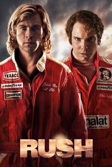 Rush. L'archétype du film de genre. Mais vraiment réussi. Et Daniel Brühl est très convaincant en Niki Lauda. Sur grand écran, ça claque!