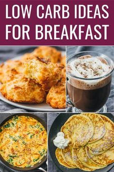 5 Easy Keto Breakfast Recipes That Anyone Can Make – Parade Diabetic Breakfast Recipes, Low Carb Breakfast, Best Breakfast, Lunch Recipes, Low Carb Recipes, Soup Recipes, Dinner Recipes, Diabetic Meals, Healthy Recipes