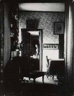 Mrs. Lloyd, 10 Morley street, c. 1900