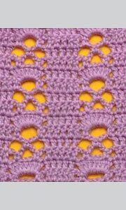 Openwork crochet pattern - New In Tops Crochet Tunic Pattern, Crochet Lace Edging, Crochet Motifs, Crochet Stitches Patterns, Easy Crochet Patterns, Filet Crochet, Crochet Shawl, Crochet Projects, Knitting