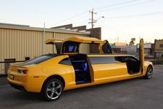 Camaro limo