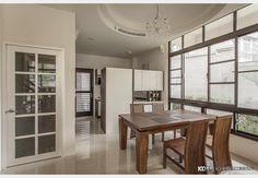 南投-S先生_新古典風設計個案—100裝潢網 Design Case, Living Room Designs, Divider, Table, Furniture, Home Decor, Decoration Home, Room Decor, Tables