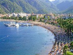 marmaris and icmeler turkey