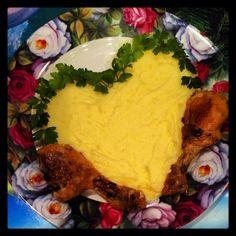 Chicken hearth