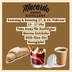 Weil es so erfolgreich war letztes Wochenende freuen wir uns auch dieses Wochenende auf Eure Besuche - der Shop ist auch Samstag & Sonntag geöffnet. #ankommenwohlfühlengeniessen #macardo #destillerie #nussgipfel #ausflug #velofahren #ausflugsort #thurgau #weinfelden #frauenfeld #aussicht #genuss #shop #einkaufen #kaffee #tee #takeaway #samstag #sonntag #februar #nachmittag #vorbeikommen #gin #sloegin #sloesecco #glühgin #wirfreuenuns #sonne #ausflügler #kommensievorbei Shops, Tents, Retail, Retail Stores
