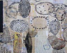 Eva Isaksen #abstract #art