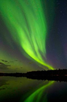 """one of these days I'd love to see the """"Northern Lights"""" ... aka Auroras ... I've always wanted to see them since my Grandma told me about the when I was a kid ..."""