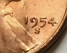 1954 S AU Wheatback Lincoln S/S DDO ERROR Penny! Penny Values, Rare Pennies, Old Coins Worth Money, Valuable Coins, Error Coins, Coin Worth, Coin Collecting, Lincoln, Money Makers